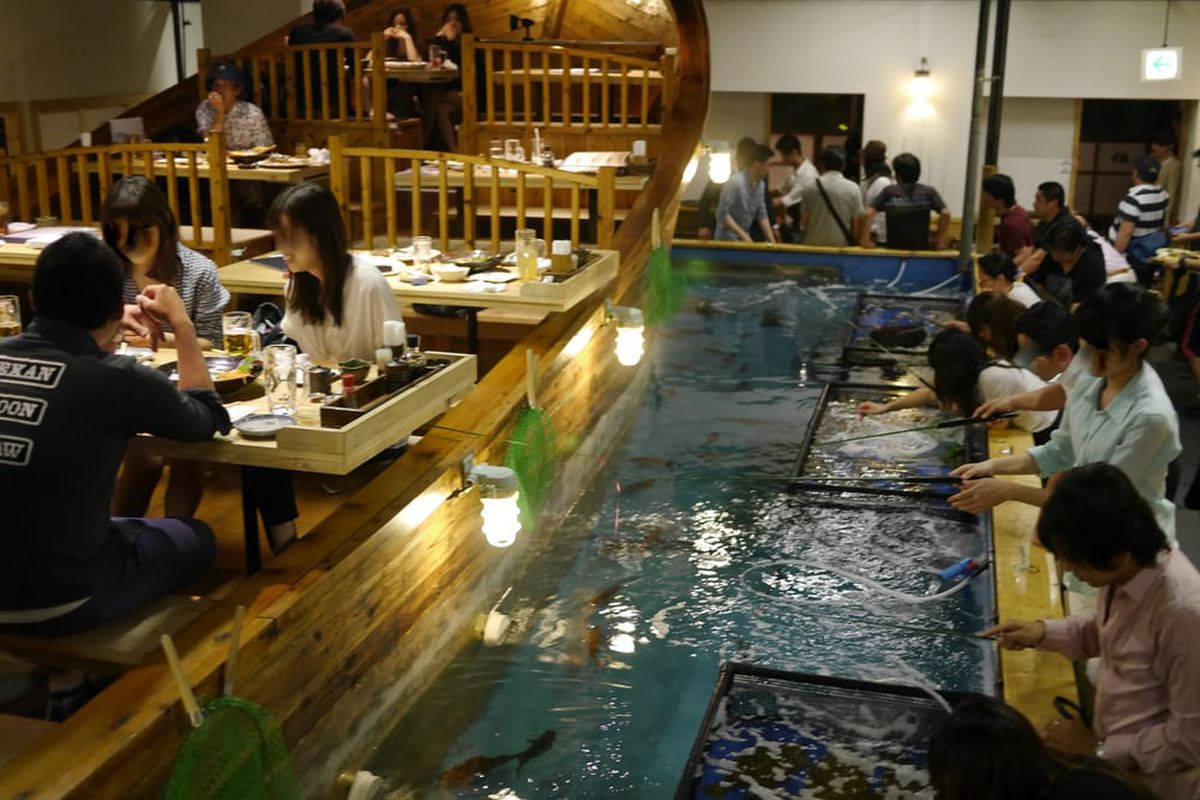 Japanese Restaurant West London