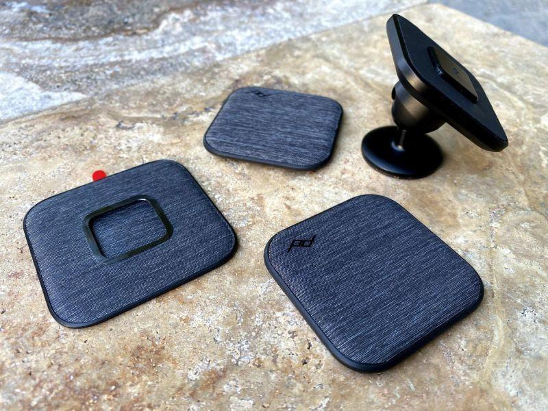 Alcuni prototipi nel sistema mobile di Peak Design