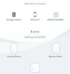 based on my experience in my own four bedroom 2 500 square foot home the new eero performs just as well as the prior version blanketing my home with a  [ 1080 x 2220 Pixel ]