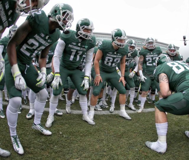 2017 Michigan State Football Roster