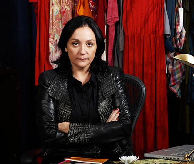 Six New Kelly Cutrone Quotes Because Fashion Week Is Coming