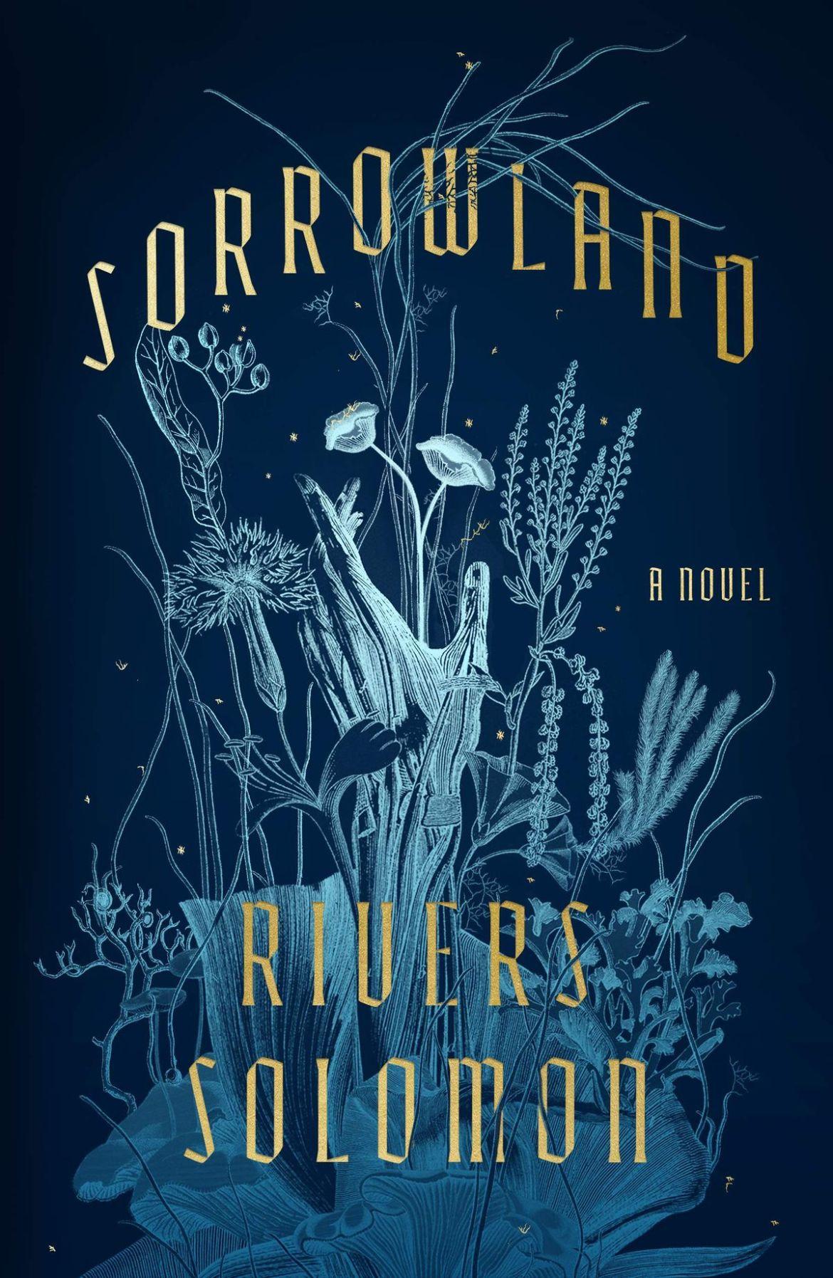 Sorrowland book cover
