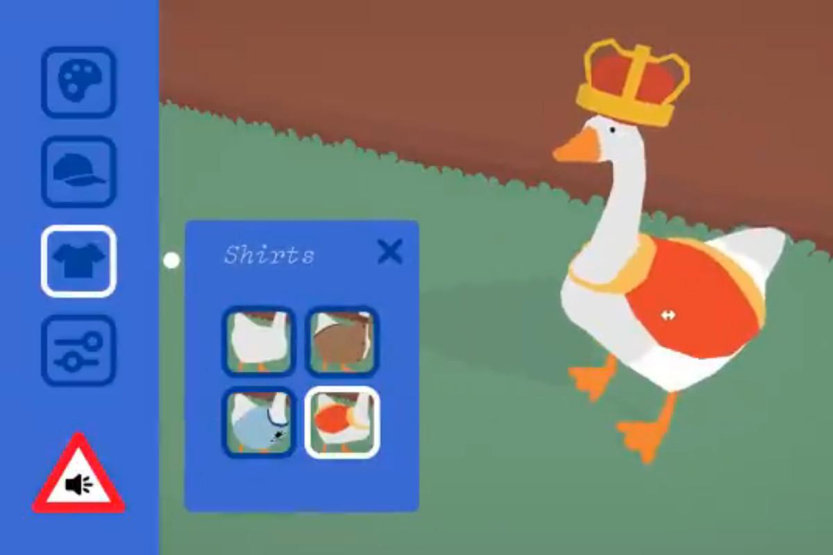 Image result for untitled goose game