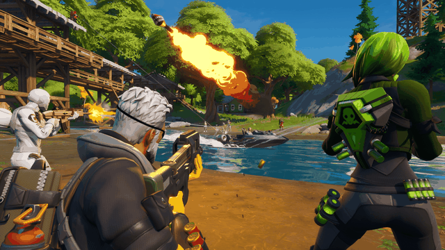 fortnitechapter2.0 Bots are makingFortniteplayers question what's real | Polygon