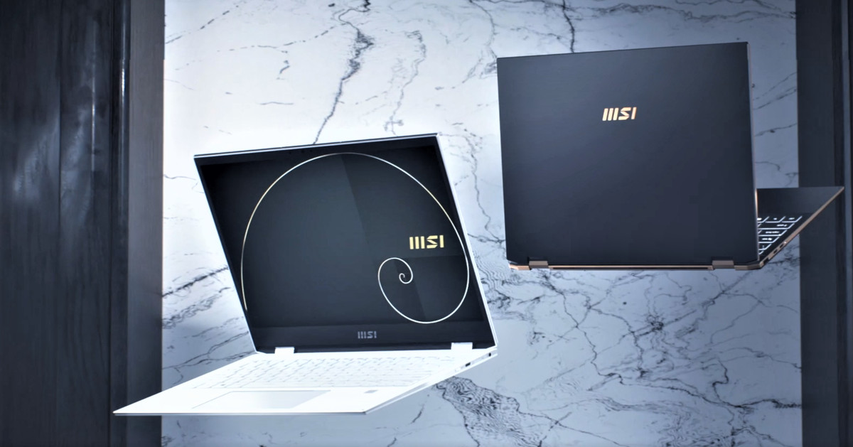 MSI announces two new convertible business laptops