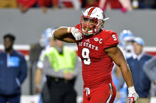 Image result for bradley chubb picture