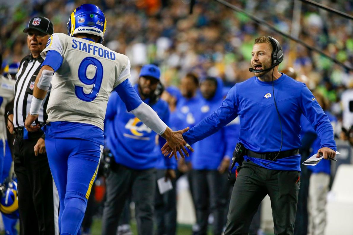 Rams vs. Giants odds, Week 6: Opening betting lines, points spreads plus  early movement for NFL matchup - DraftKings Nation