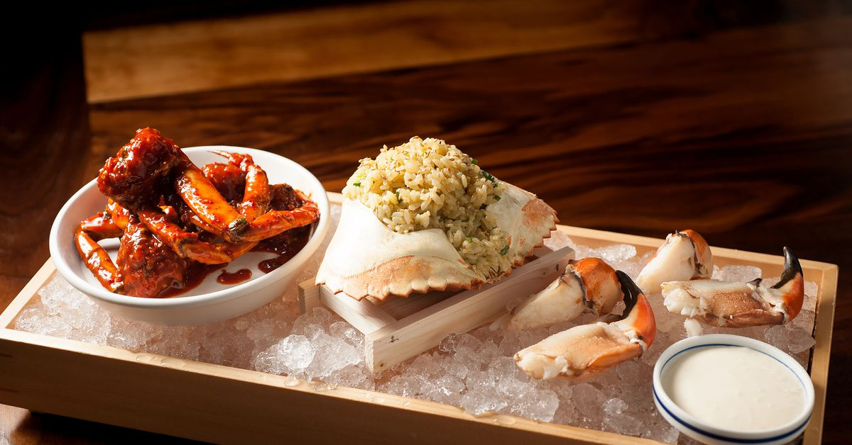 Review David Changs LA Restaurant Majordomo is a Triumph