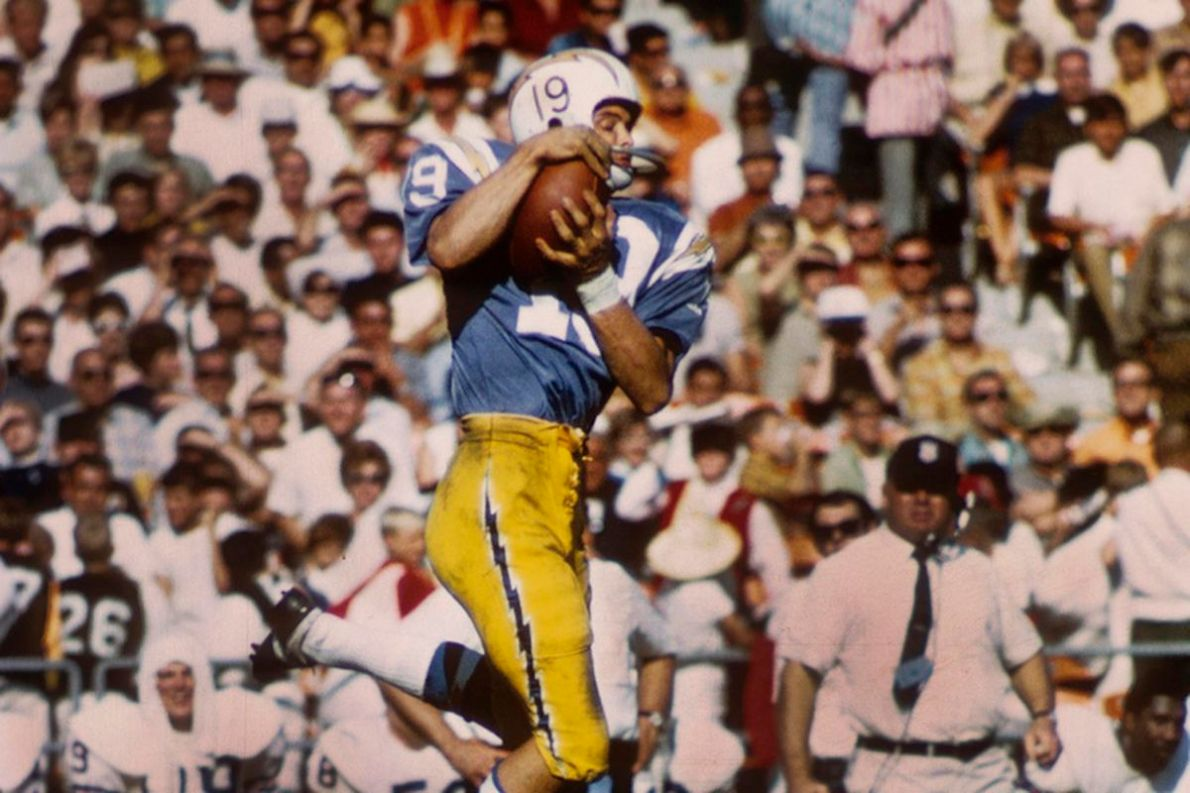 Who was the greatest Chargers receiver in franchise history? - Bolts From  The Blue
