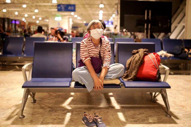 Screening For Coronavirus At Addis Ababa Bole International Airport