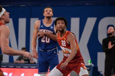 Denver Nuggets v New York Knicks