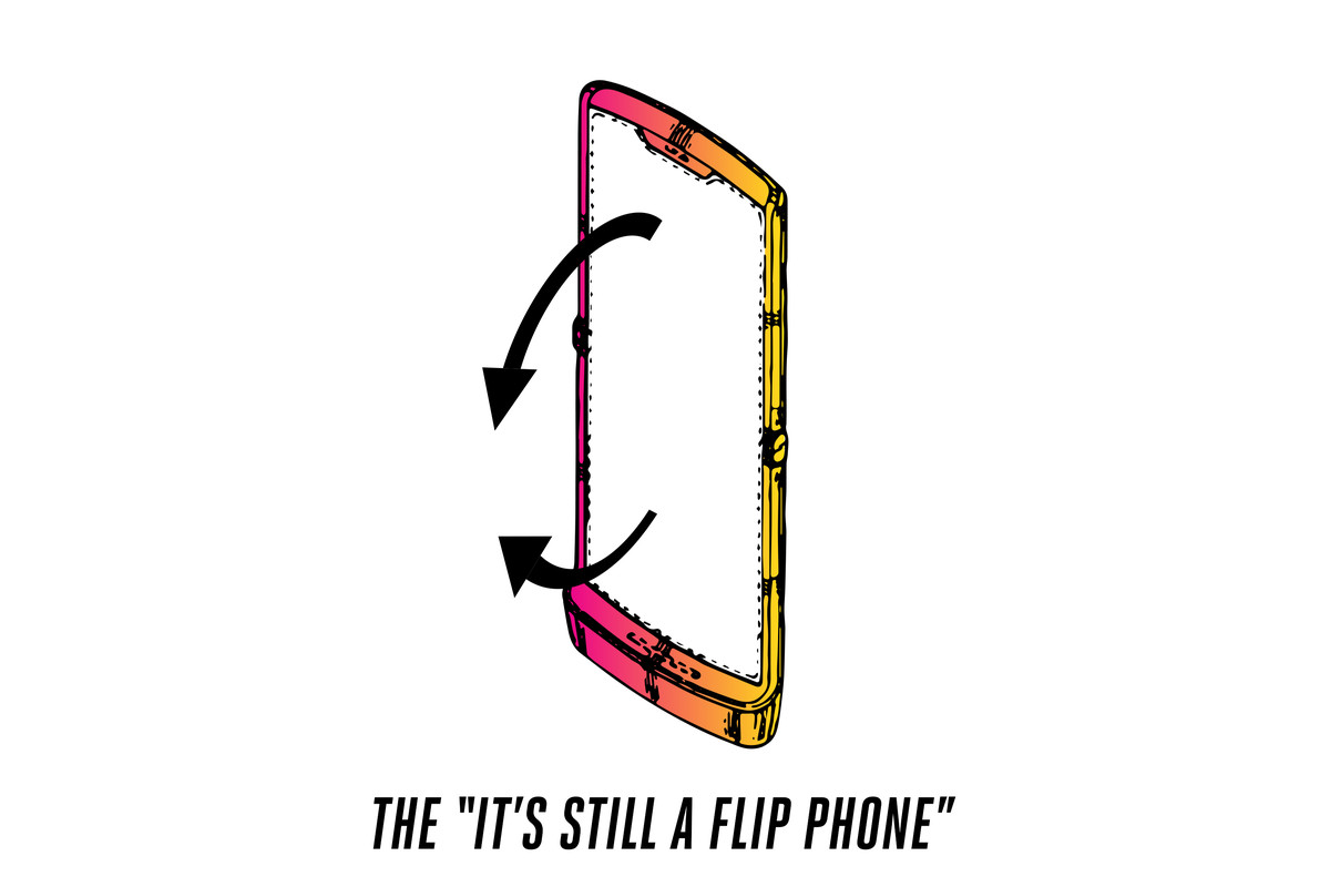 A field guide to the wacky future of folding phones