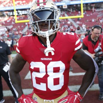 Jerick McKinnon injury update: 49ers RB looks good in rehab - DraftKings  Nation