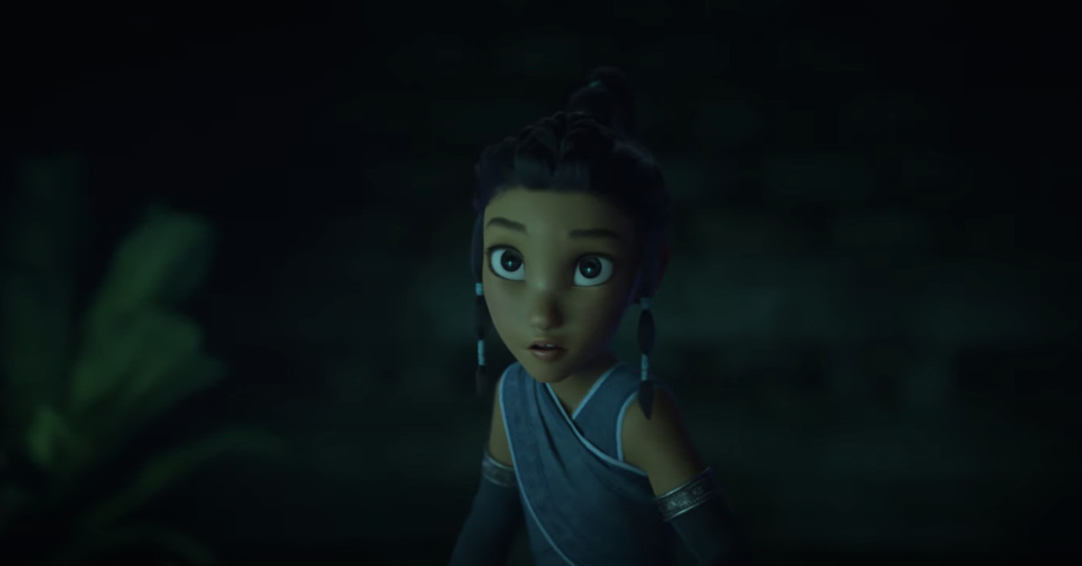 Disney's Raya and the Last Dragon gives off serious Legend of Korra vibes in first trailer