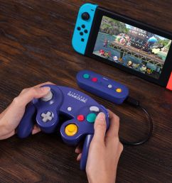 this nintendo switch adapter turns your gamecube controllers wireless [ 1200 x 800 Pixel ]