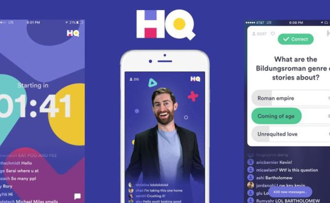 Viral Trivia Sensation Hq Looks Like The Future Of Both