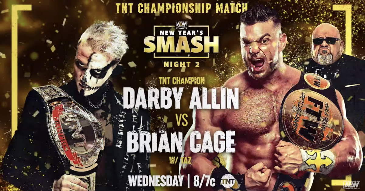 AEW Dynamite live streaming results (Jan. 13, 2021): New Year's Smash