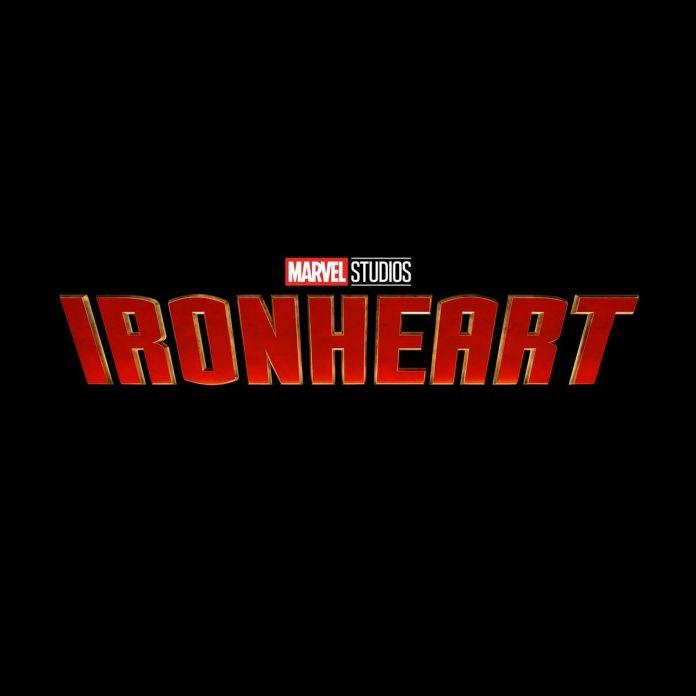 Ironheart titlecard