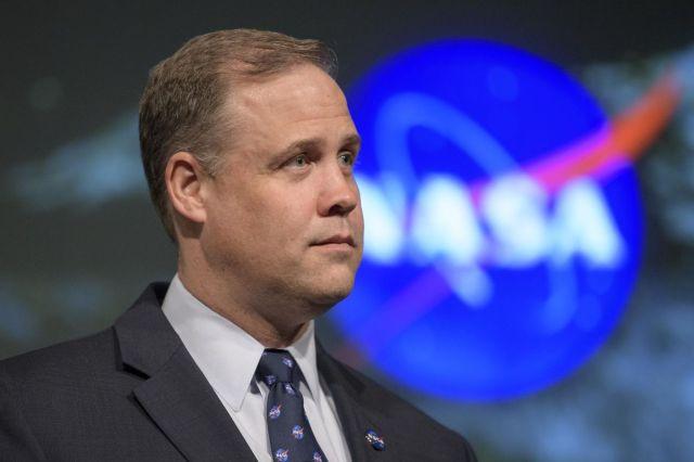 <em>NASA administrator Jim Bridenstine</em>