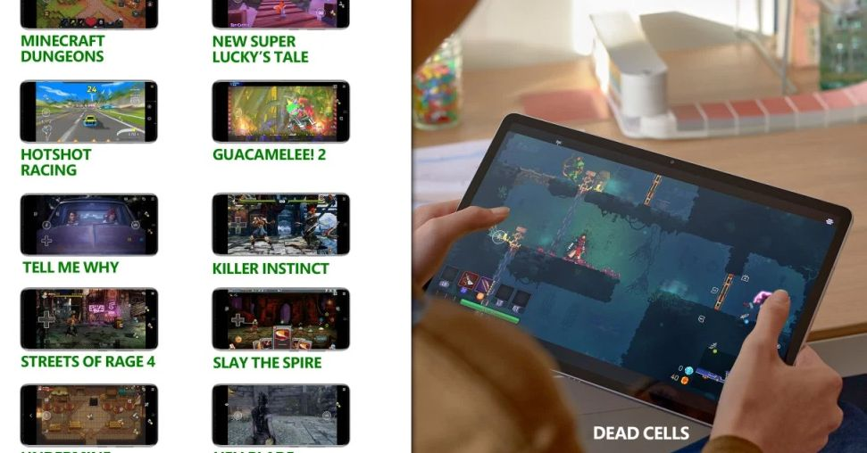 Microsoft adds new Xbox touch controls to 10 xCloud games