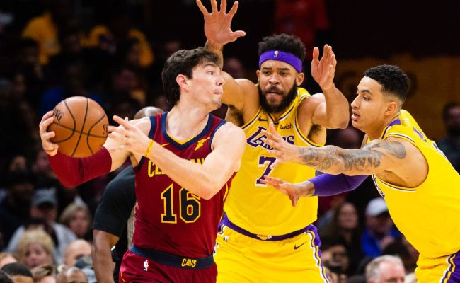 Lakers Vs Cavaliers Preview Game Thread Starting Time