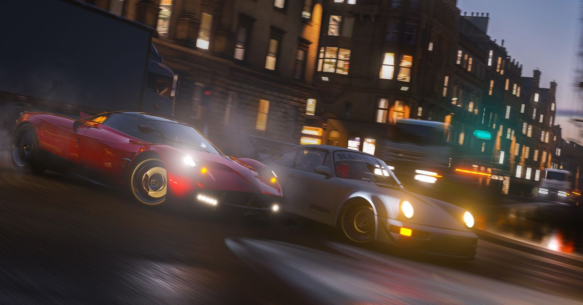 Forza Horizon 4 S Online Play Is Confusing And Confining But Still Worth The Ride Polygon