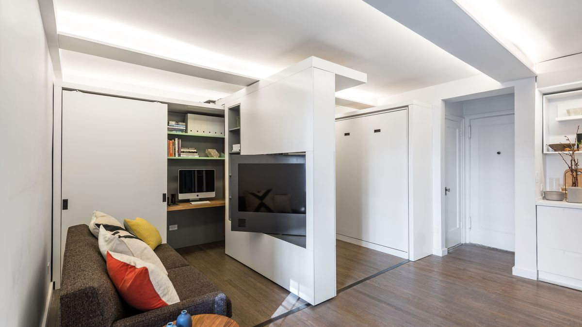 Meet New York's go-to architect for redesigning small spaces - Curbed NY