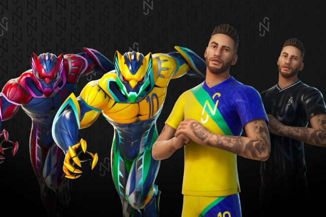 Neymar_Jr_Outfits.0 Here's what Neymar looks like in Fortnite | The Verge