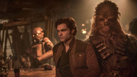 Solo: a Star Wars story recensie op Telenet Play More