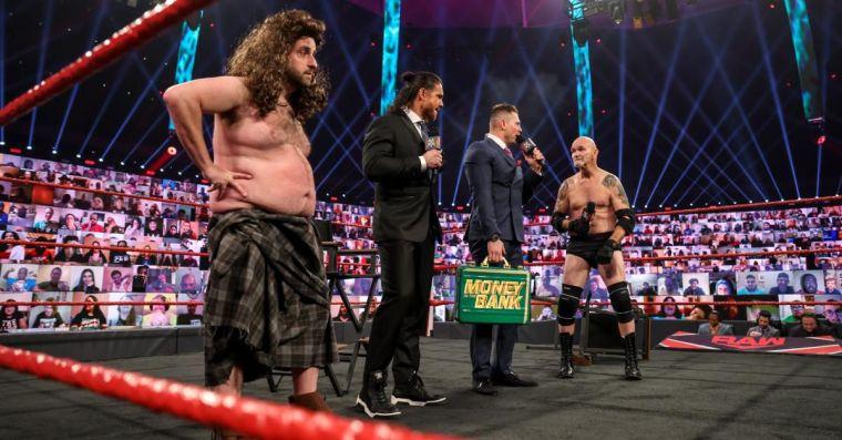 WWE Stock Report: Goldberg vs. McIntyre is not a superfight