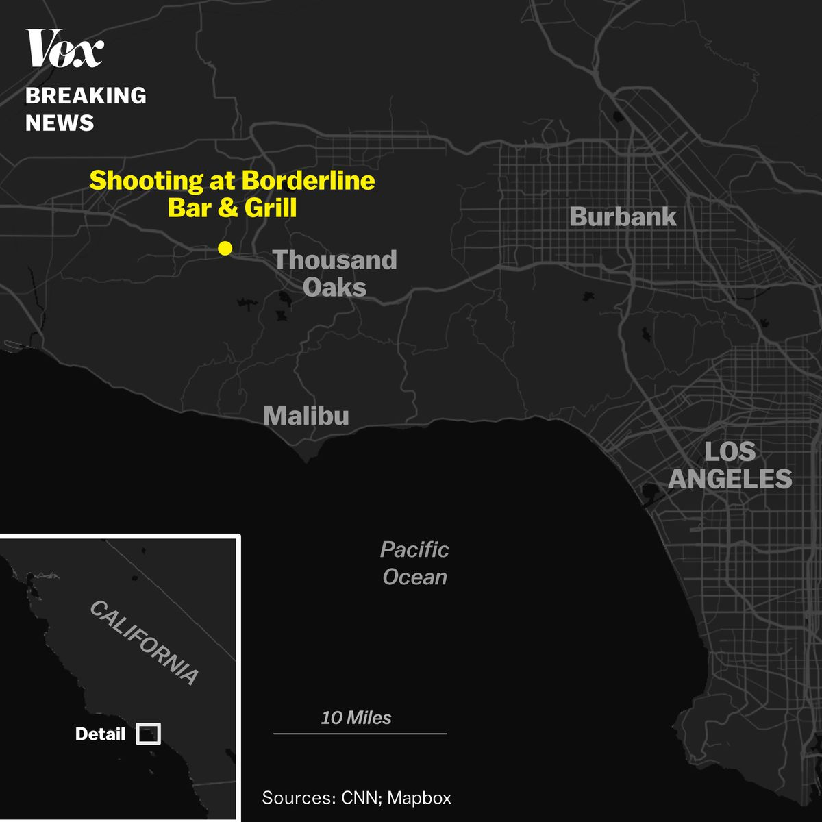 Thousand Oaks, California Mass Shooting What We Know  Vox