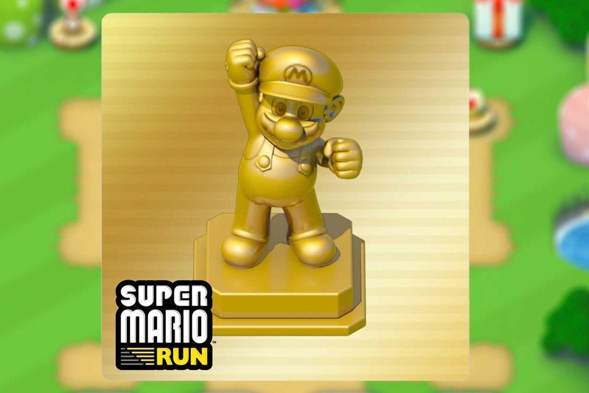 remember super mario run