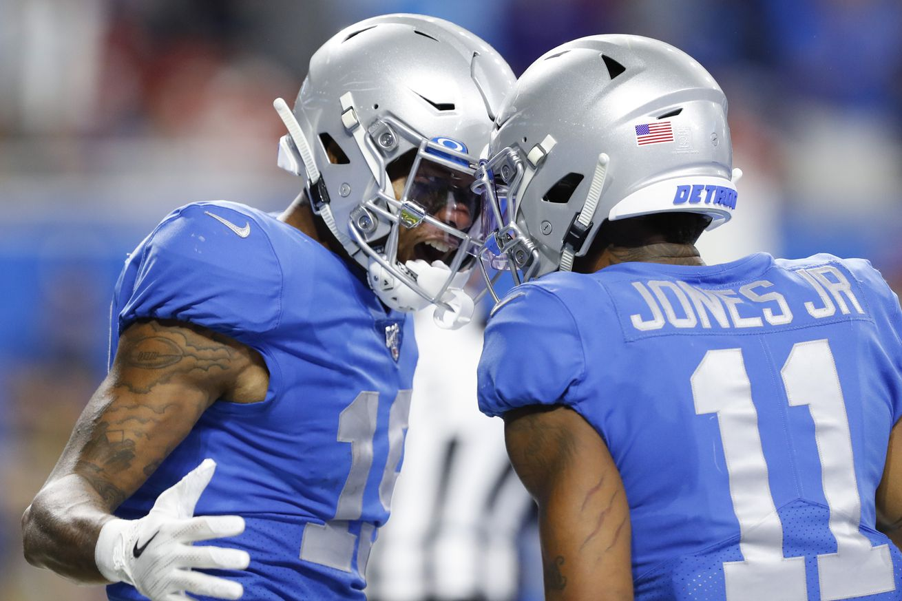 NFL: Kansas City Chiefs at Detroit Lions