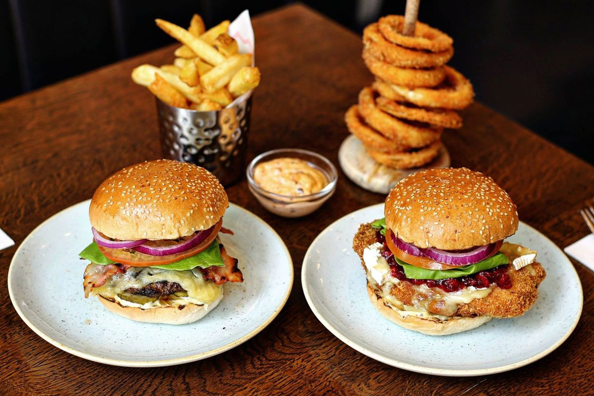 Burger Chain GBK Could Follow Byron Jamies Italian and