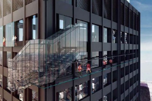 Willis Tower Observatory Attractions Include Rappelling 103rd Floor - Curbed