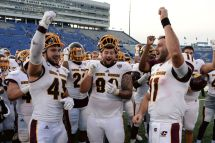 Week 2 Recap Central Michigan Offensive Thumps