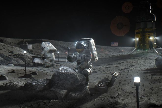 lunarmining.0 House budget bill denies major increases for NASA to fund ambitious Moon program | The Verge