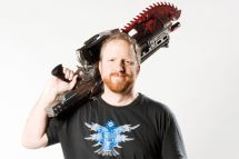 Fixer Rod Fergusson Returned Gears Of War