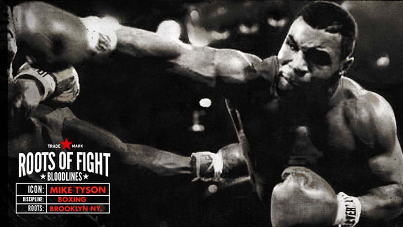 Boxing Ring Wallpaper Hd Roots Of Fight Releases Limited Edition Mike Tyson