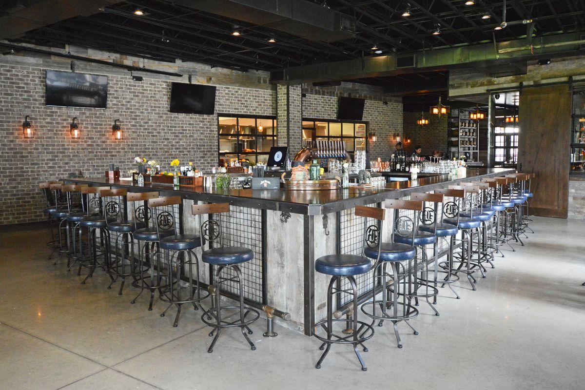 Step Inside Bosscat Kitchen  Libations Houstons New WhiskeyObsessed Eatery  Eater Houston