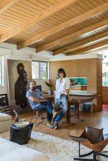Midcentury Modern Time Capsule Brings Design Couple