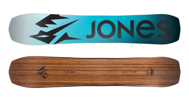 Jones snow board
