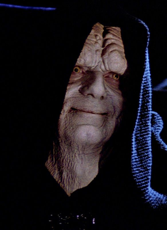 Darth Sidious Laugh : darth, sidious, laugh, Emperor, Wars:, Skywalker,, Death,, Magic, Polygon