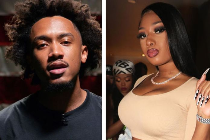 Bobby Sessions and Megan Thee Stallion