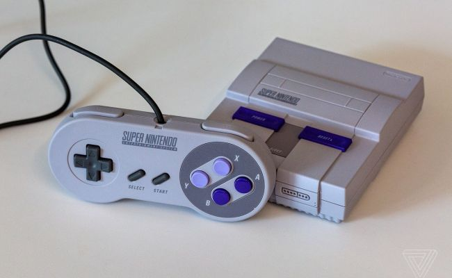 Gamestop Will Have More Snes Classics This Week The Verge