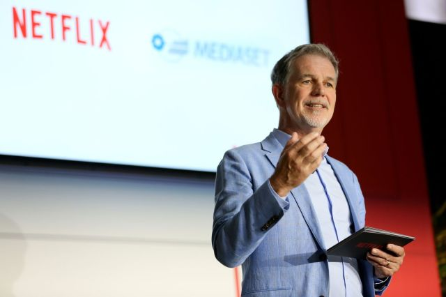 Netflix & Mediaset Partnership Announcement