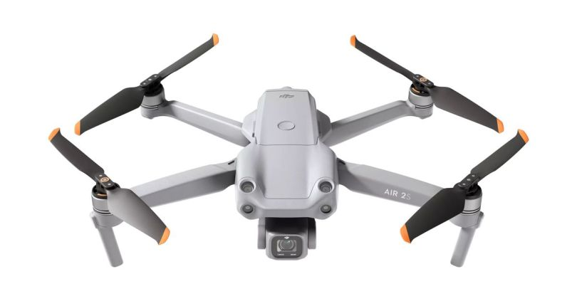 DJI Air 2S with improved camera sensor leaks in new images