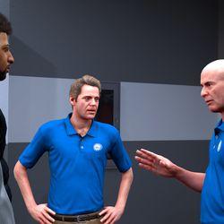 Michael B Jordan Stars Alongside You In NBA 2K17s