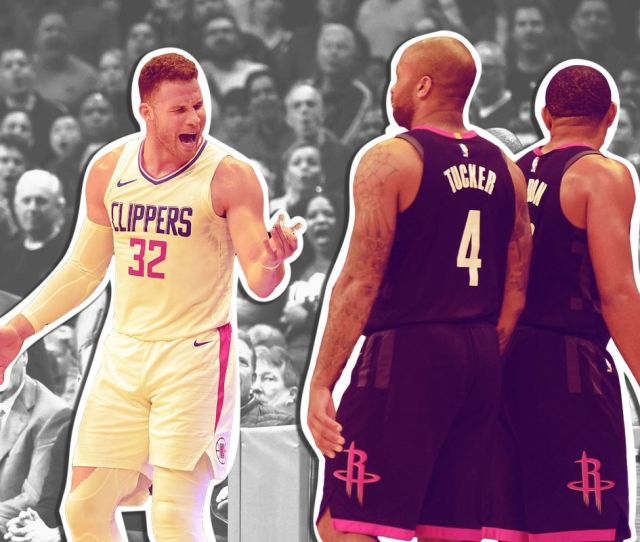 Getty Images Ringer Illustration Monday Nights Reunion Between Chris Paul