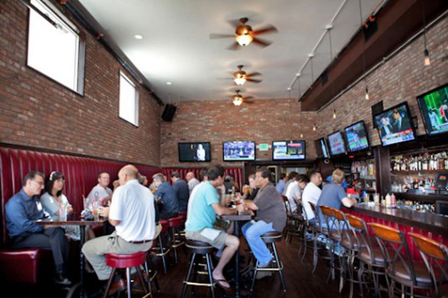 Roccos Tavern Opens Today in Culver City  Eater LA
